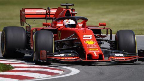 Fórmula 1: Vettel logra la pole, Ferrari está de vuelta y Carlos Sainz falla (9º)