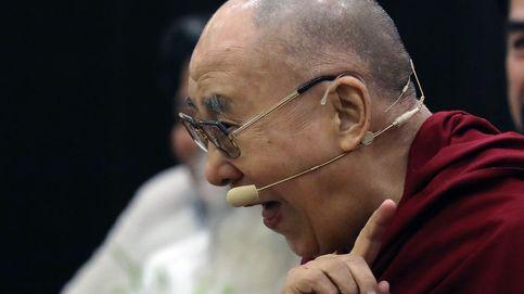 El Dalai Lama visita Nueva Delhi