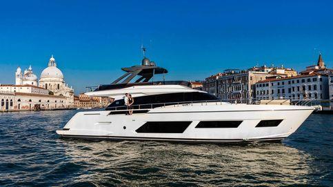 La elegancia náutica de Ferretti: 50 años de yates legendarios