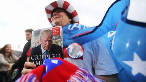 Trump, vuelta a los años de preguerra