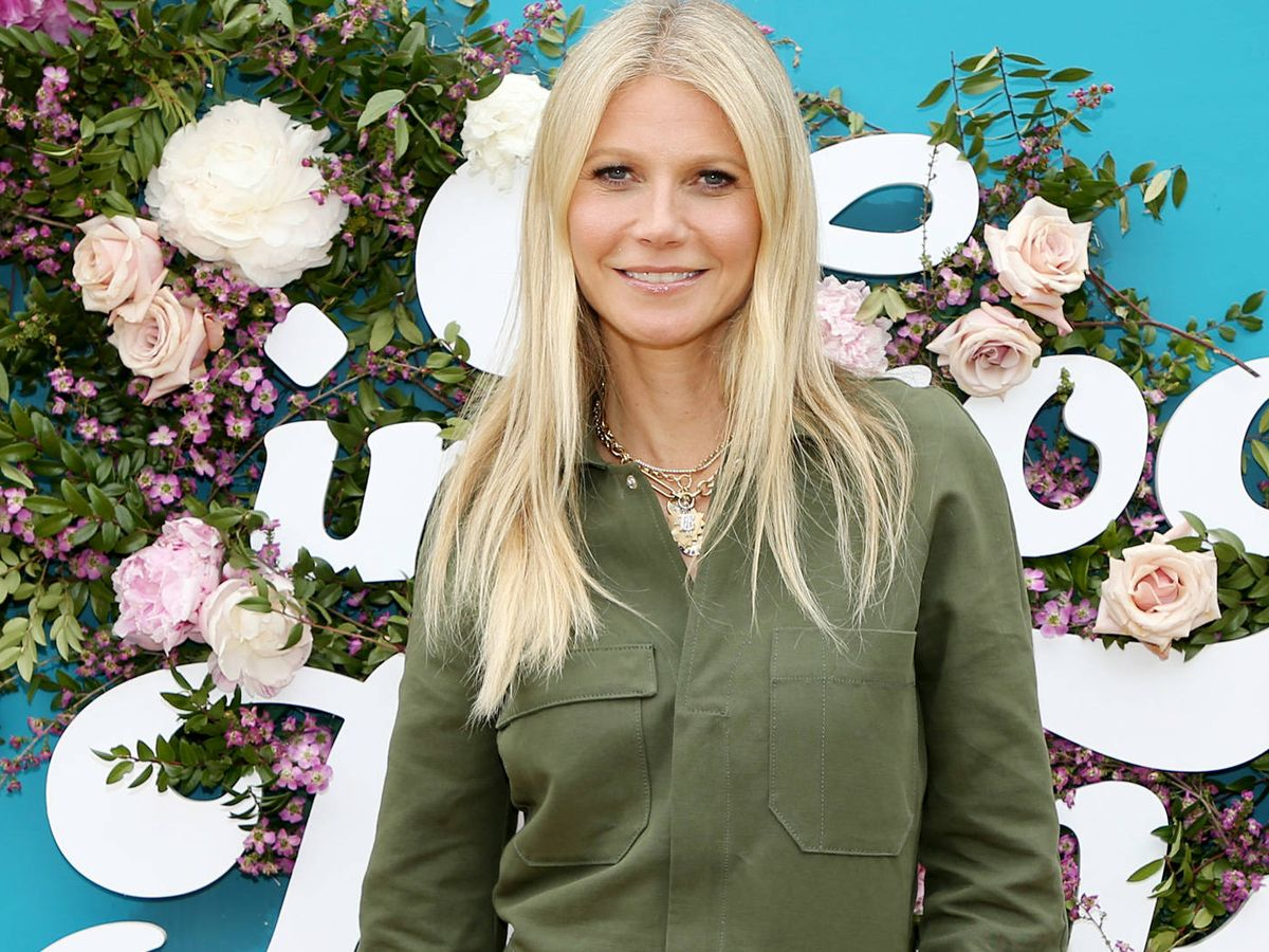 Foto: Gwyneth Paltrow es una gran fan de los batidos verdes. (Getty)