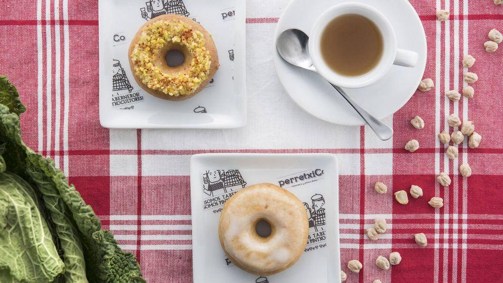 El donut de cocido madrileño que estás tardando en probar