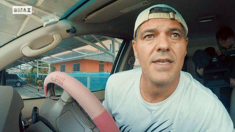 Frank Cuesta se la juega en el rescate de búho con el que un pretendían traficar