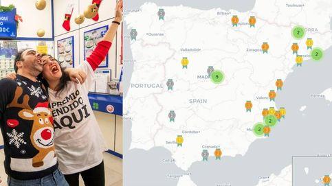 Lotería de Navidad 2019: ¿Dónde han tocado el Gordo y el resto de premios?