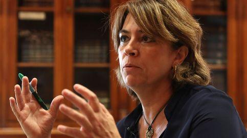 Delgado será reprobada en el Senado por no apoyar a Llarena frente a Puigdemont
