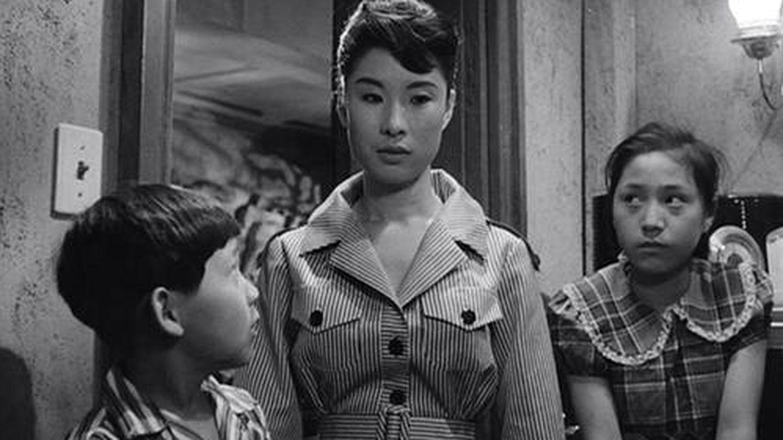 Un momento de 'La criada' (1960), de Kim Ki-young.