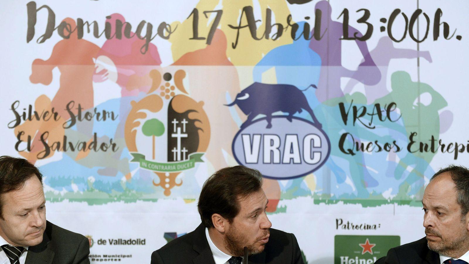 Foto: Imagen de la presentación de la final de la Copa del Rey (Nacho Gallego/EFE)