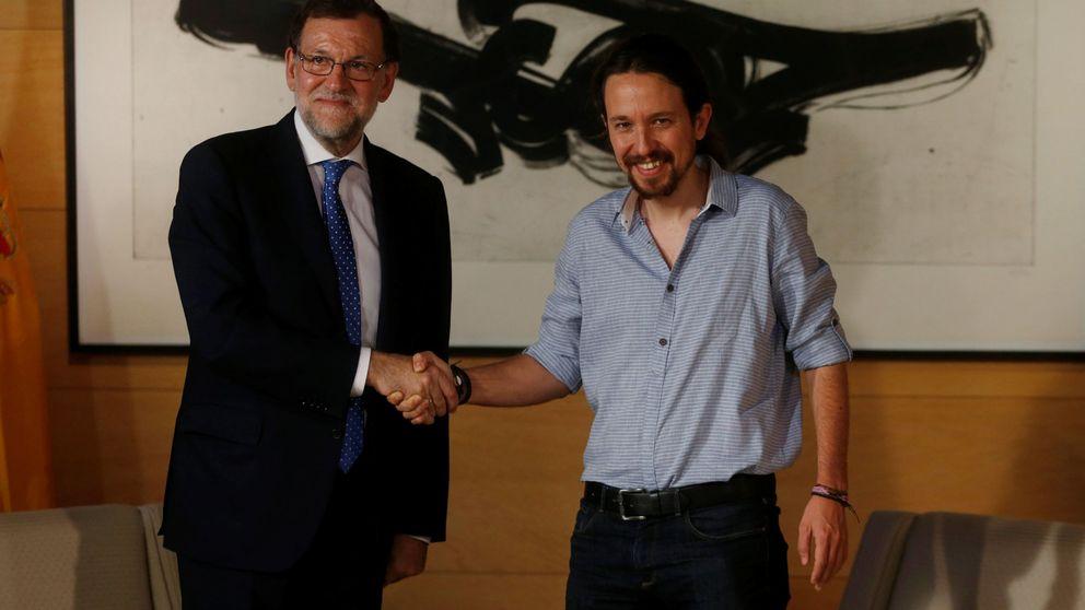 Los ciudadanos valoran mejor a Rajoy e Iglesias tras las elecciones