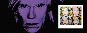 """El """"pop art"""" llega al mundo de la belleza de la mano del artista Andy Warhol"""