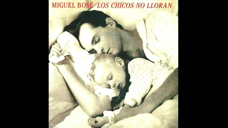 Portada del álbum de Miguel Bosé