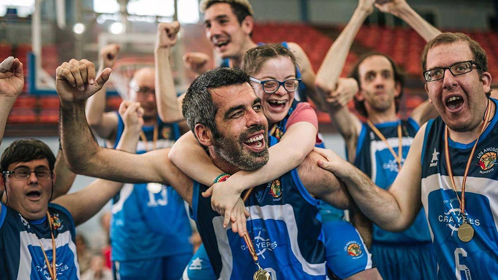 Foto: Fotograma de 'Campeones', de Javier Fesser. (Universal)