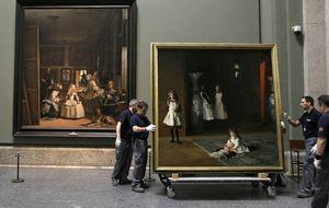 De 'Las meninas' a Juan Carlos I, en busca del retrato real perfecto