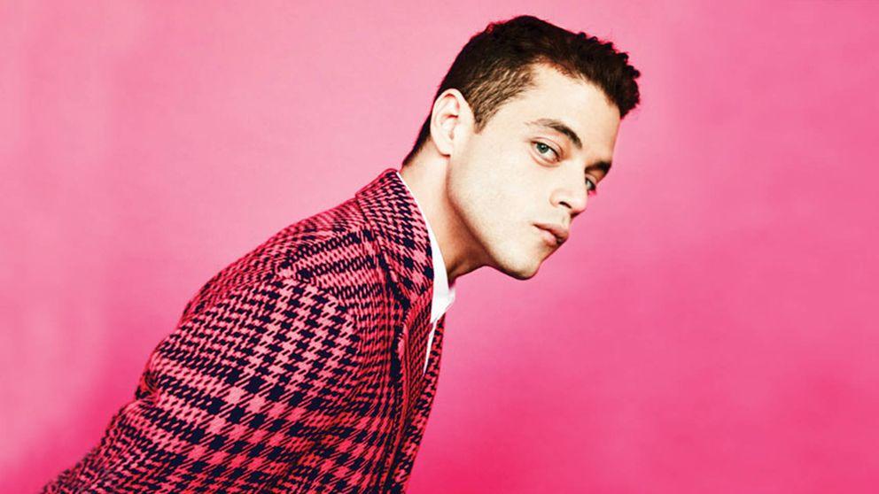 El actor Rami Malek, la gran sorpresa de los últimos tiempos