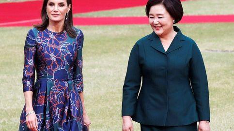 La primera dama de Corea, invitada de Letizia esta semana: cantante, animalista y  muy alegre