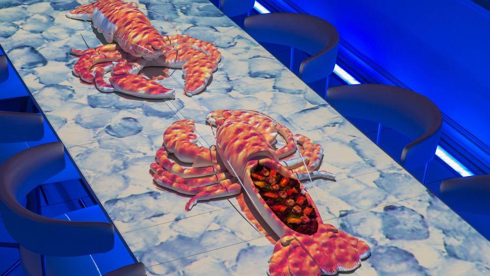 Cena (y viaja por el mundo) de lujo con Paco Roncero por 250 euros
