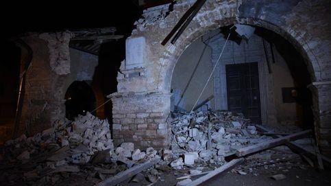 El terremoto que ha sacudido Italia, en imágenes