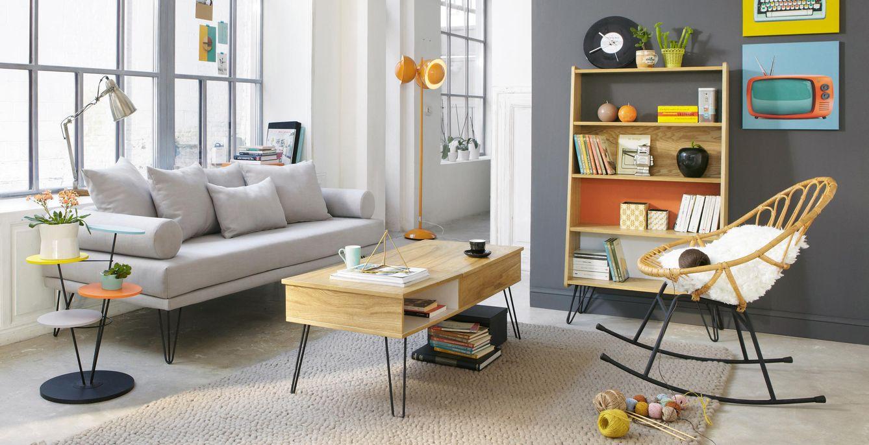 Foto: Funcionalidad y comodidad: dos claves para decorar un piso de 50 m2 (Foto: Maisons du Monde)