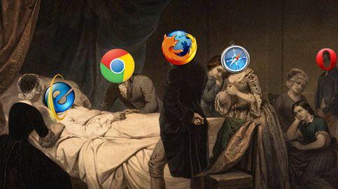 Guerra de navegadores: IE y Edge caen al tercer puesto rebasados por Firefox