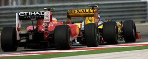 "Petrov: ""Se me pasó por la cabeza dejarme adelantar por Alonso"""