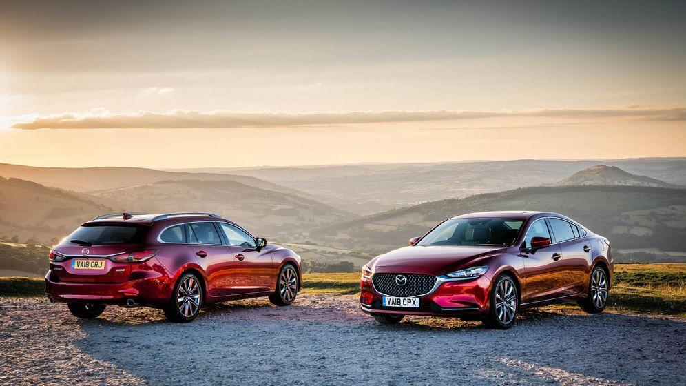 Foto: Así es el Nuevo Mazda 6, a la venta desde 24.978 euros