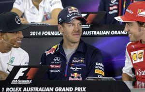 Se buscan héroes (pilotos) de Fórmula 1. Razón aquí