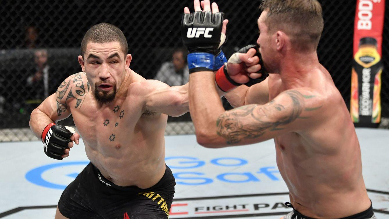 UFC Fight Island 3: el rebrote de Whittaker y la llave de brazo de Werdum