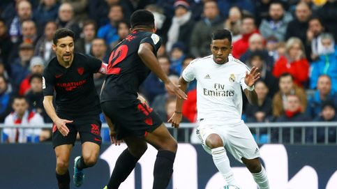 Real Madrid - Sevilla en directo: resumen, goles y resultado