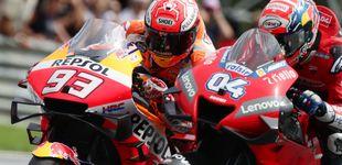 Post de El motivo por el que Ducati siempre dobla el brazo a Marc Márquez en el Red Bull Ring