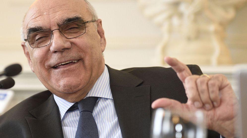 Foto: El presidente de Abertis, Salvador Alemany (Efe)
