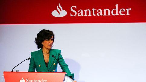 Santander prevé crecer a doble dígito en 2018 y niega haber subido las comisiones