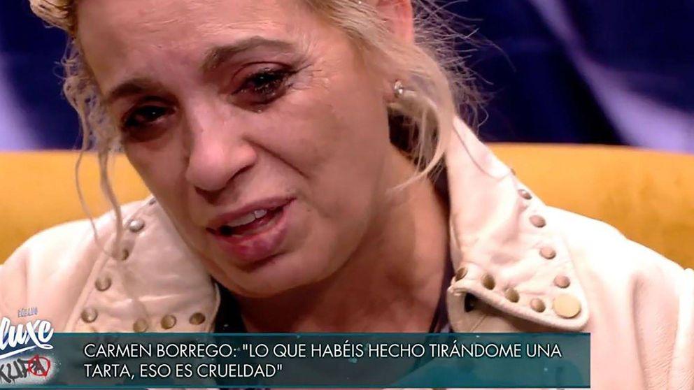 Kiko Hernández destapa la tomadura de pelo de Carmen Borrego a Telecinco