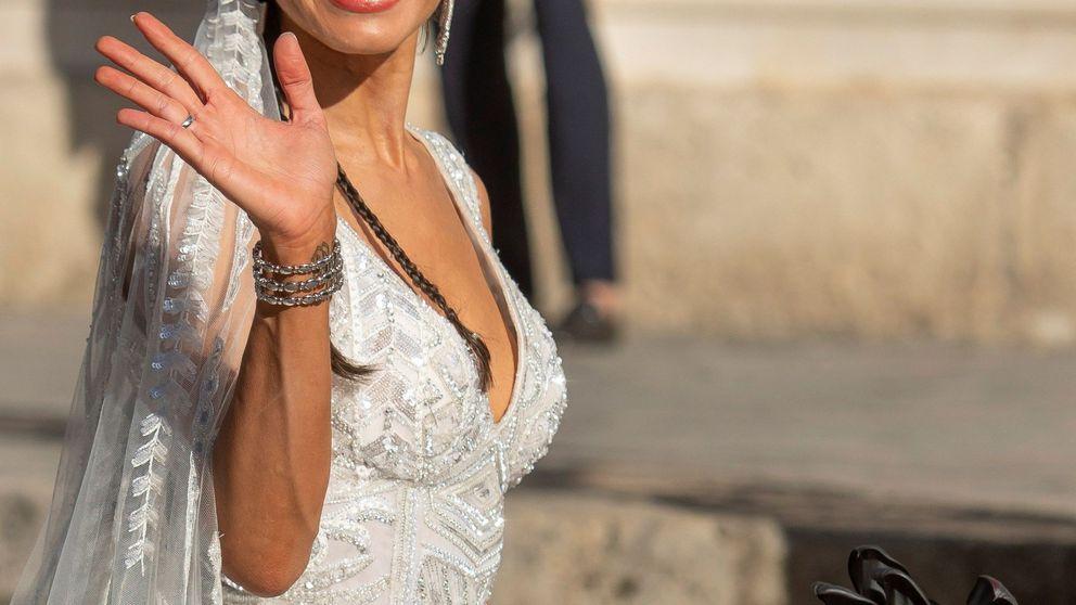 El segundo look de novia de Pilar Rubio y otros secretos desvelados por los invitados
