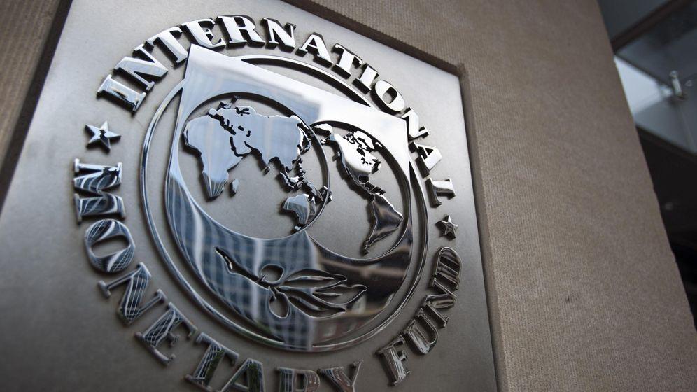 Foto: Sede del Fondo Monetario Internacional. (Efe)