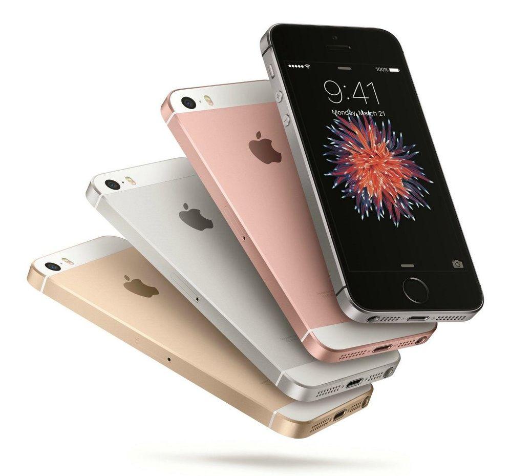 Foto: El iPhone SE llegará a España en algún momento de mayo. (Apple)