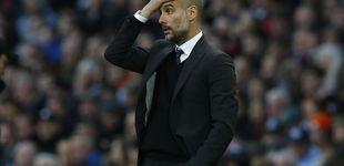 Post de El duro trance de Guardiola: sacar la escoba y barrer el vestuario del City
