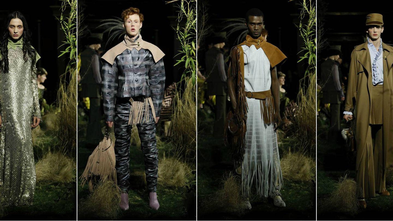 Algunos de los diseños de la colección 'The Hunting'. (Foto: Cortesía Palomo Spain)