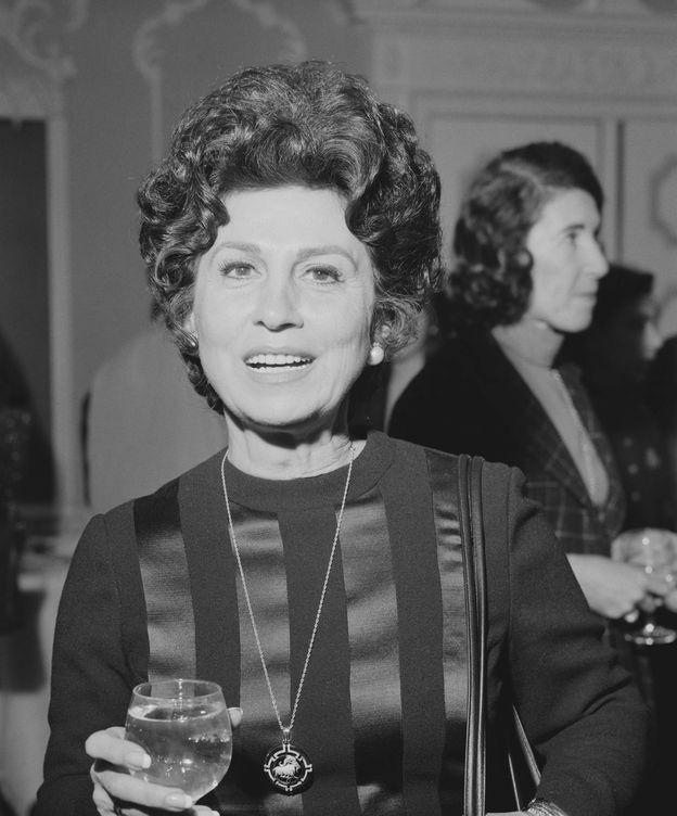 Foto: Nancy Barbato, nombre de soltera de la primera esposa de Frank Sinatra. (Getty Images)