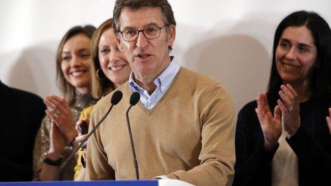 Feijóo dice que el PSOE debe parar la coalición con UP y llamar a Casado