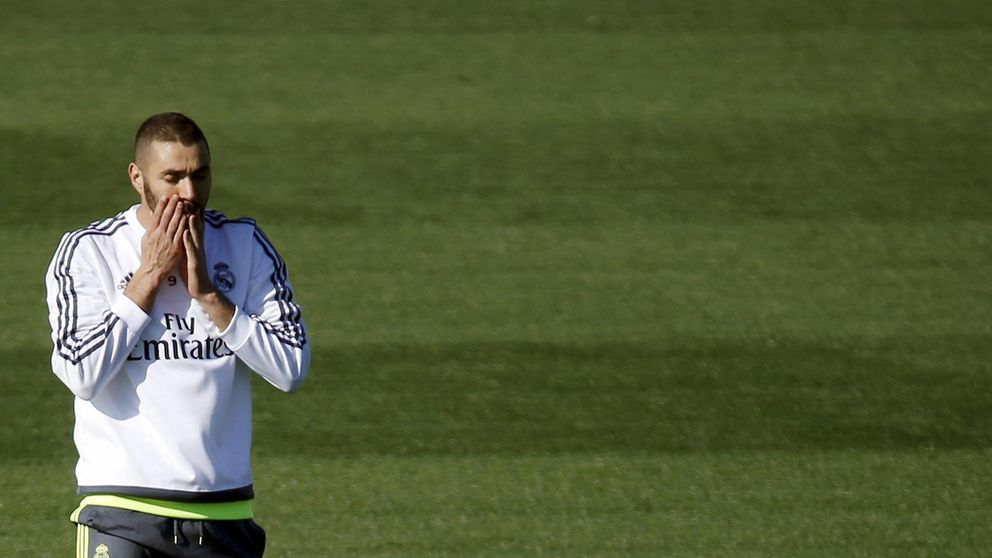 Benzema aconsejó a Valbuena que se reuniera con el presunto chantajista