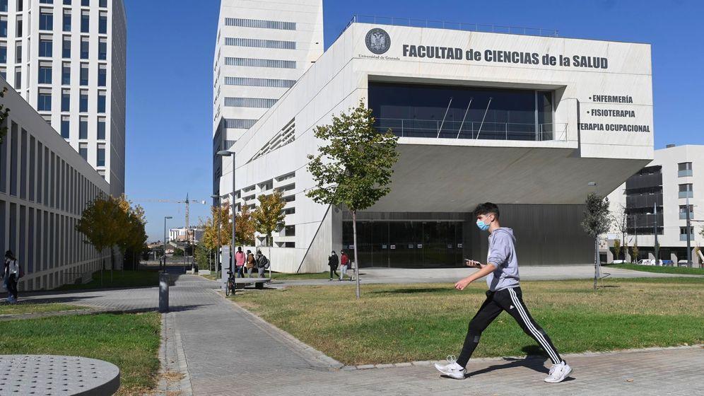 Foto: Facultad de Ciencias de la Salud de Granada. (EFE)