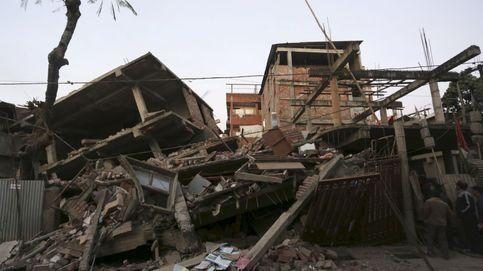 Al menos 8 muertos y 100 heridos por un terremoto de 6,7 grados en la India