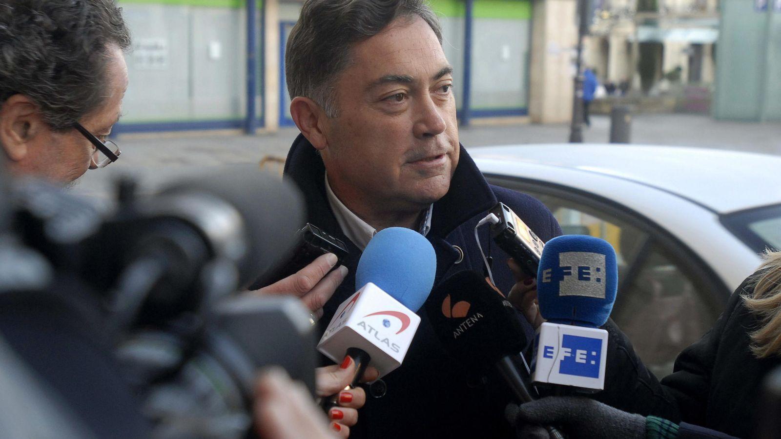 Foto: El expresidente de la Diputación de León. (EFE)