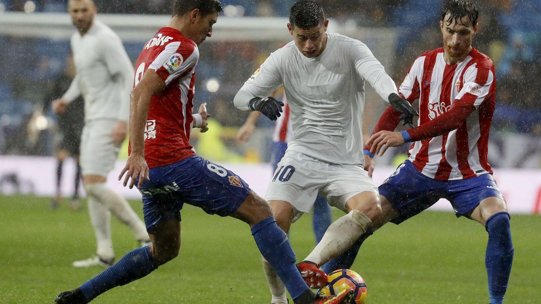 James sigue sin tomar buena nota de su amigo Cristiano Ronaldo