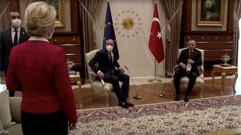 Turquía, sobre el 'Sofagate': sentar aparte a Von der Leyen cumplió el protocolo de la UE