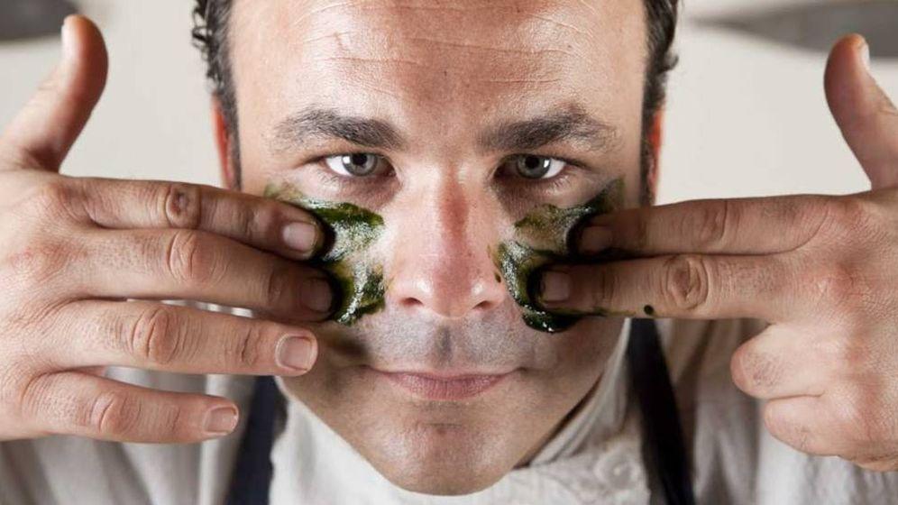 Foto: Ángel León, autodenominado 'Chef del Mar', es un referente de la alta gastronomía marinera. (Facebook Ángel León)