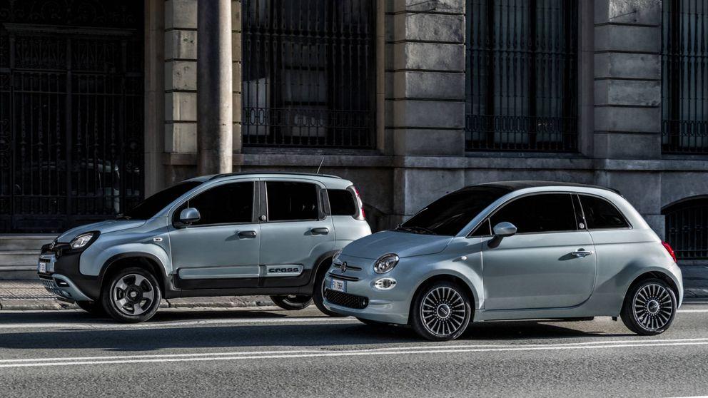 El gran ahorro de gasolina de un Fiat Panda a un Fiat Panda híbrido