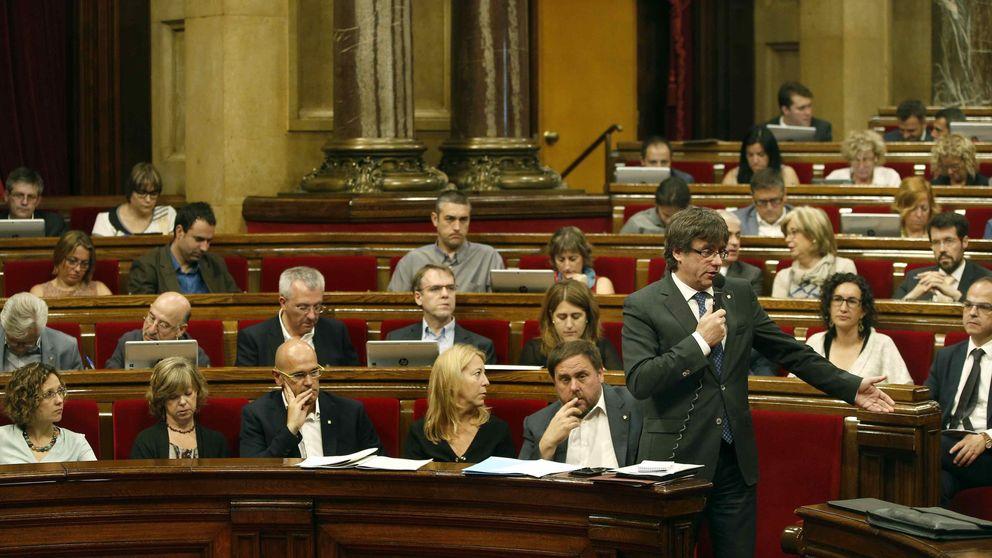 El Parlamento catalán hará un 'acto supremo de soberanía' antes de un año