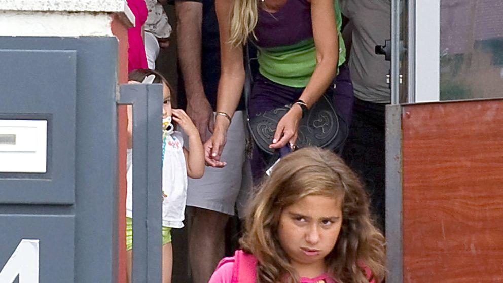 El enfado de Andreíta con su madre, Belén Esteban