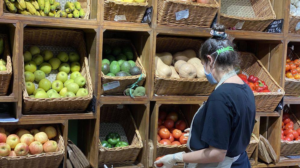 Foto: Supermercado ecológico en Madrid. (EC)