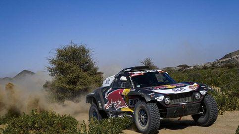 Desmoralizado y disgustado: para Carlos Sainz es ya un Everest ganar este Dakar